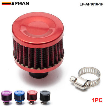1PC Universal flow air filter 51*51*40 (NECK: 11mm) modified air intake filter For BMW E30 3-Series EP-AF1616-1P image