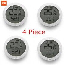 証券オリジナルxiaomi mijia bluetooth温度スマート湿度センサー液晶画面デジタル温度計水分計miアプリ