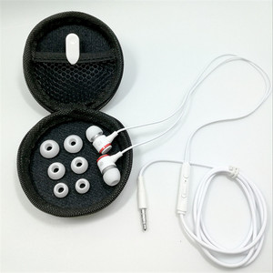 Image 5 - Проводные наушники с супербасами, спортивные металлические стереонаушники с микрофоном для Samsung, iPhone, Xiaomi