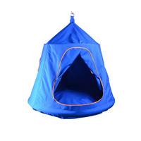 LK95 Mini Portable Camping Tent Indoor and Outdoor Leisure Hanging Chair Swing for Children High Quality Safety Hammock