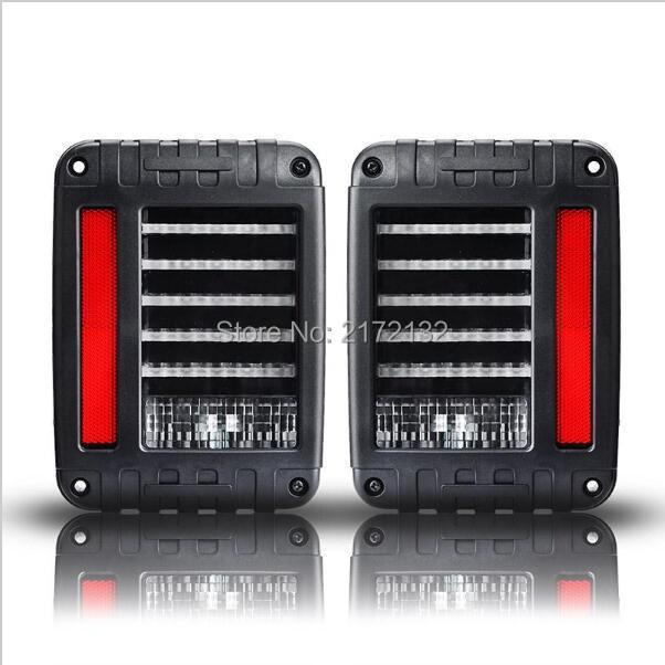 1 пара авто заднего тормоза свет Европейский Стандарт штепсельной вилки 12V 36 LED сигнал поворота работает тормоз обратного хвост свет