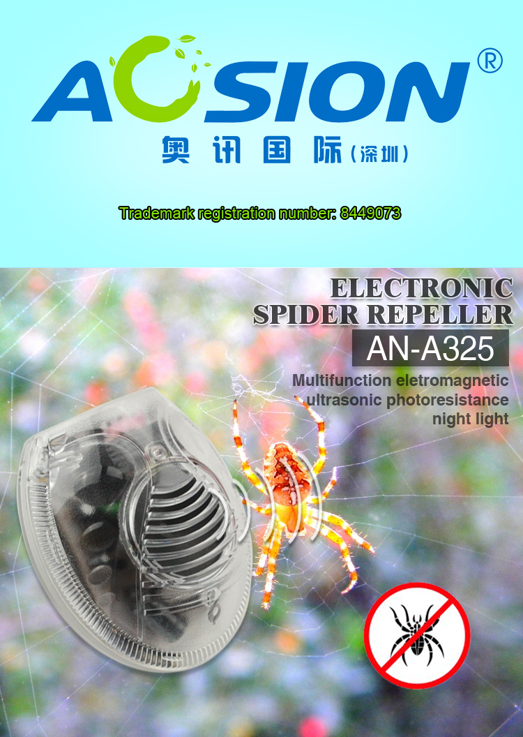 Free Shipping Buy Aosion Solar Ultrasonic Animal Birds Dogs Cats Is The Circuit Diagram Of An Mosquito Repellerthe International Shenzhen Co Ltd Has Devoted To Research And Marketing Various Kinds Eco Friendly Pest Control Products For Many Years