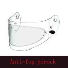 Clear Pinlock Anti-fog patch Motorcycle Full Face Helmet Gen