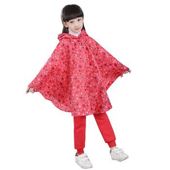 Sprzęt przeciwdeszczowy drukowanie płaszcz przeciwdeszczowy płaszcz dziecięcy piękna gwiazda drukuj wodoodporne chłopięce i dziewczęce ponczo płaszcz przeciwdeszczowy podróż odzież przeciwdeszczowa tanie i dobre opinie Raincoat Single-osoby przeciwdeszczowa Z tworzywa sztucznego TOUR Uniwersalny Dziewczyny Chlidren Chłopcy rain coat raincoat women