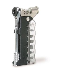 Image 4 - חדש Topeak TT2520 Ratchet לייט DX Hex & Torx ברגים 15 in 1 כלים ערכות רב אופניים תיקון & תחזוקה כלים