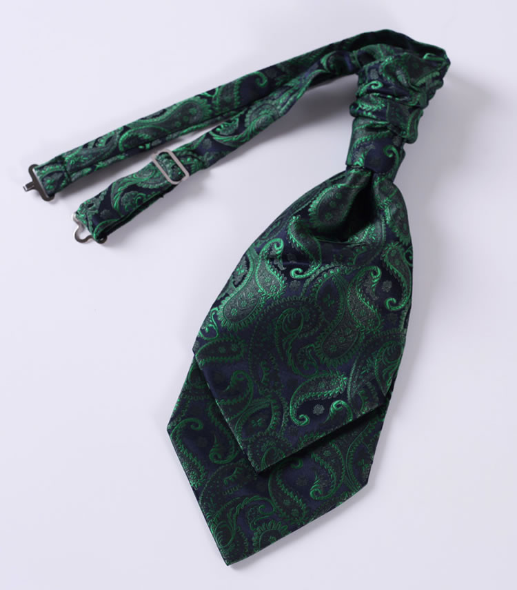 VE10 Green Navy Blue Paisley (4)