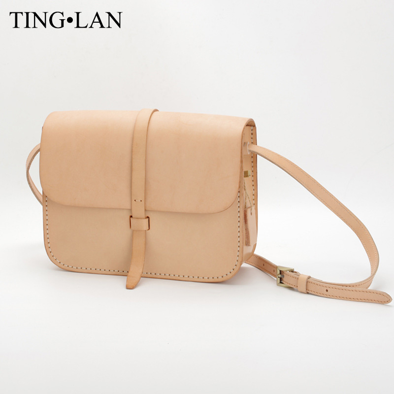 Real Leather Women Shoulder Crossbody Bags Ladies Messenger Bags Famous Brand Designer Vintage Female Small Bag Genuine Leather fashion women messenger bags real leather designer ladies shoulder crossbody bags genuine cow leather small mini bags for women