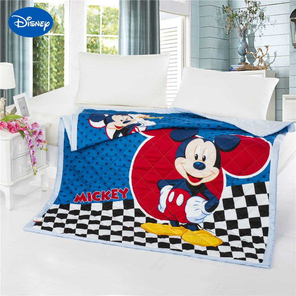 Disney Cartoon Minnie Mouse Quilts Comforters Bedding Cotton Cover 150*200cm 200*230cm Summer Boys Bedroom Decor Polka Dot PlaidDisney Cartoon Minnie Mouse Quilts Comforters Bedding Cotton Cover 150*200cm 200*230cm Summer Boys Bedroom Decor Polka Dot Plaid