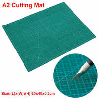 A2 PVC Double Printed Self Healing Cutting Mat Craft Quilting Scrapbooking Board 60*45cm Patchwork Fabric Paper Craft Tools
