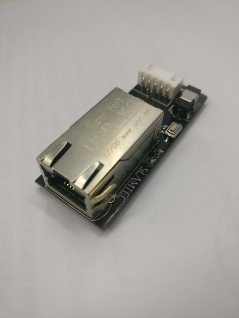 RPLIDAR S1 lidar sensor Serielle port zu Ethernet modul
