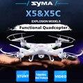 Syma x5c x5c-12.4g quadcopter zangão com câmera ou x5 rc helicóptero sem câmera vs ls126 sem câmara ou com câmera