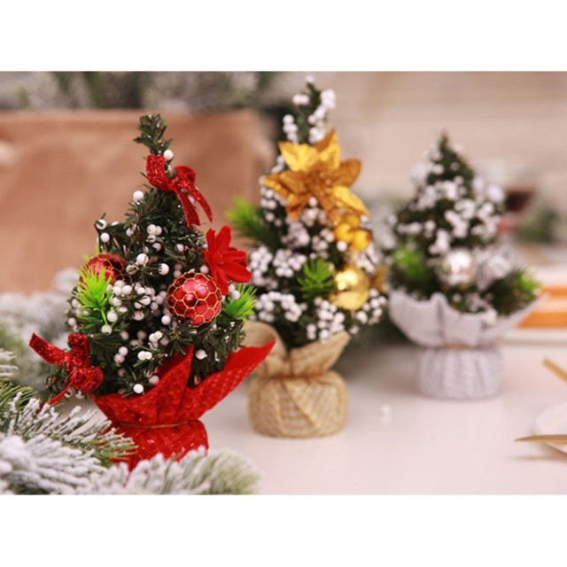 Party Diy Christmas Trees Ornaments Decor Festival Party Decorations