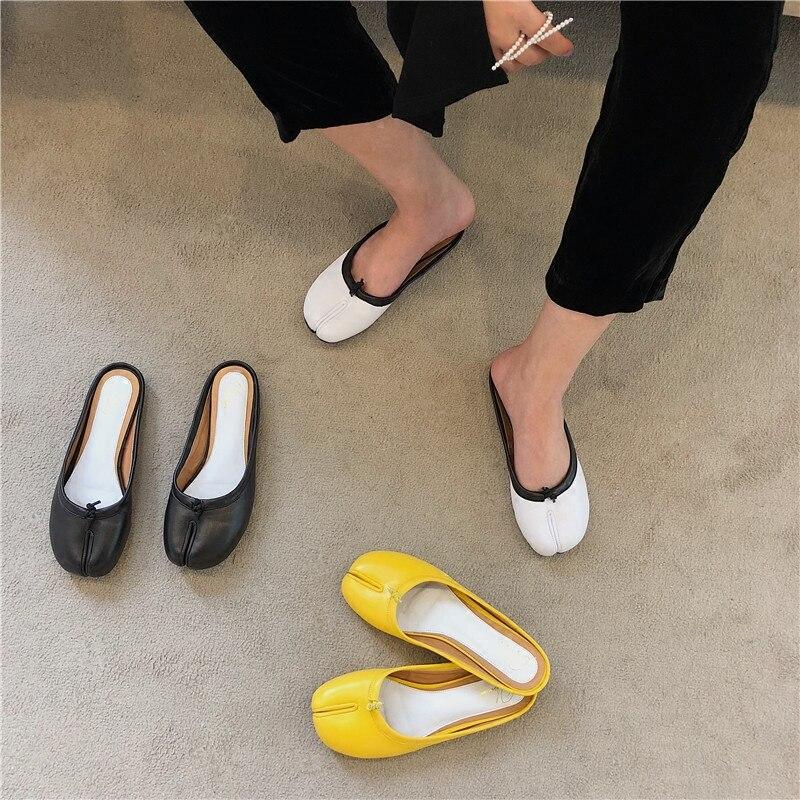 Donne white Delle Speciale Vintage Muli Eleganti Scarpe Punta Vogue  Appartamenti yellow Black Swa0076 Rotonda Marni q8atxO bbbf5c42ffd