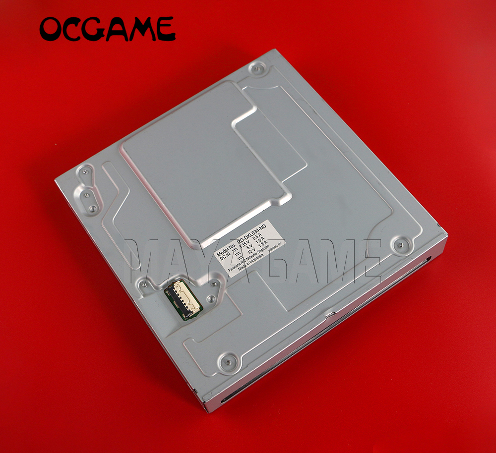 OCGAME Original DVD Drive for Wii U CD Drive for Nintendo console disk Driver RD-DKL034-ND for Wii driveOCGAME Original DVD Drive for Wii U CD Drive for Nintendo console disk Driver RD-DKL034-ND for Wii drive