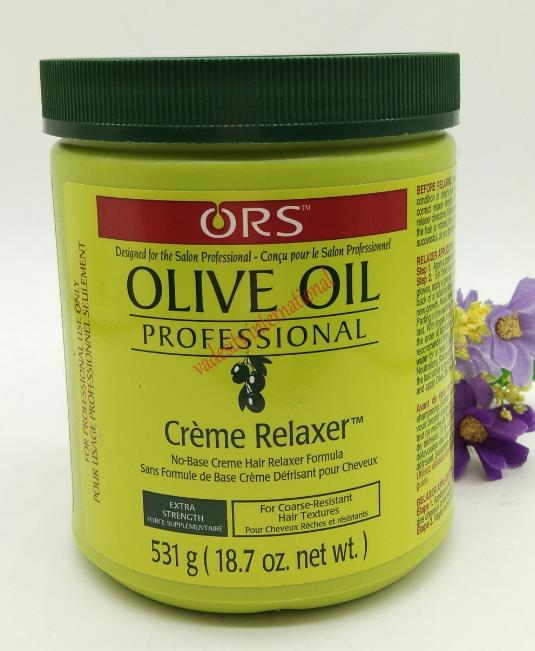 Organic Root Olive Oil Creme Relaxer extra strength /531g plia relaxer молекулярное выпрямление волос plia