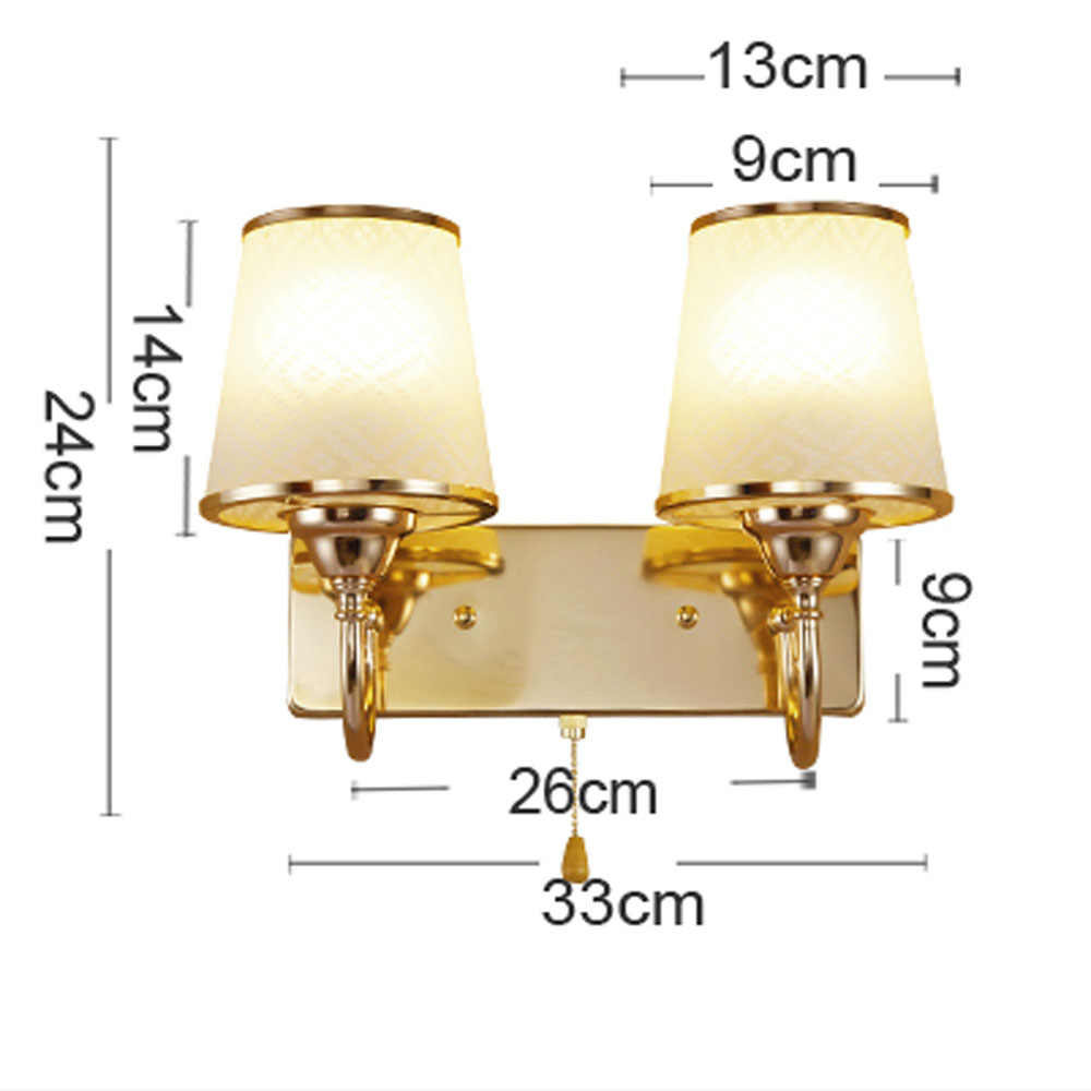 Hghomeart Indoor Lighting Reading Lamps Wall Mounted Led Wall Lamp Bedroom Wall Lighting Contemporary Bedside Lamp Luminarias