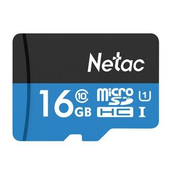 Promotion!!Original!!! Netac 16GB 32GB 64GB Micro sd card Memory Card Class10 UHS-1 flash card Memory Microsd TF/SD Cards