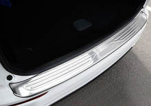 Накладка из нержавеющей стали для заднего багажника крыла отделка