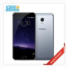 "Original Meizu MX6 MX 6 4GB 32GB Mobile Phone Android Celular Deca Core 1920x1080P 5.5"" 12MP Fingerprint ID"