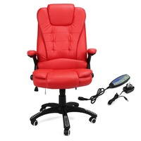 Modern Office Chair 360 Degree Rotation High Back Adjustable Height Racing Chair with Armrest Ergonomic Computer Game Chair