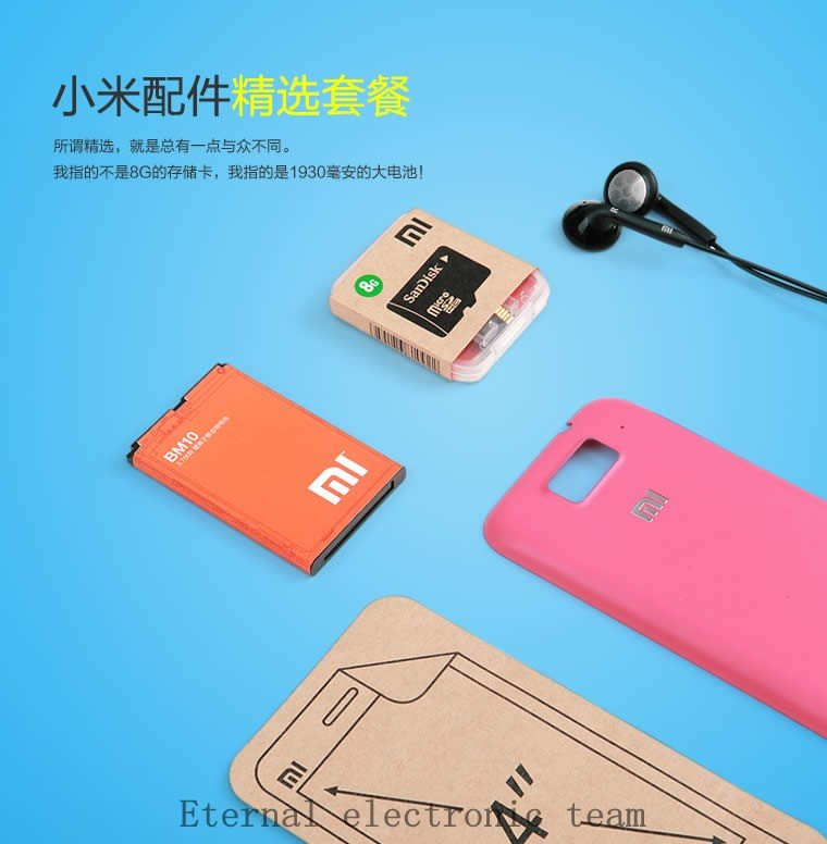 Original xiaomi mione M1 xiaomi phone accessories
