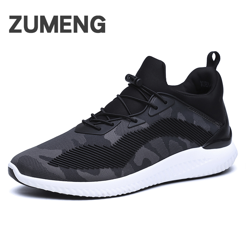 ФОТО New spring men casual chaussure homme mens soft breathable cotton fashion leisure trainers lighted shoes for adults brand winter