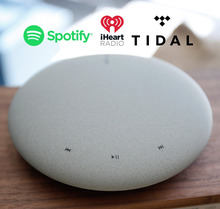 Spotify Cobblestone Wi-Fi Audio Receiver – Stream Music From Phone, Airplay, NAS, Multi-room- Make Your Speakers Wireless