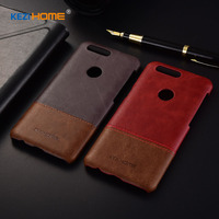 For Oneplus 5t Case Two Colors Genuine Leather Back Shell Cover Case For Oneplus 5t Coque