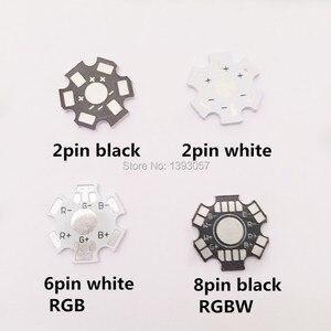25pcs 1W 3W 5W LED Aluminum He