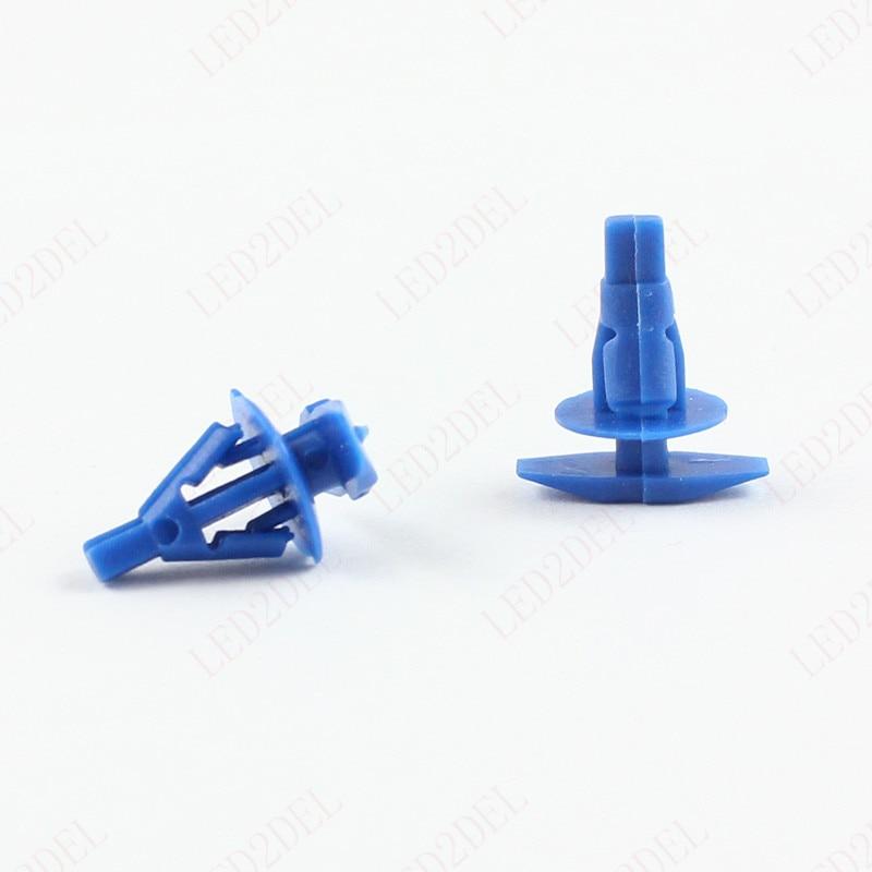 Door Weatherstrip Seal Clip Rivet Plug For Honda Toyota Subar u Mitsubishi Weather Strip Fastener (500pcs)