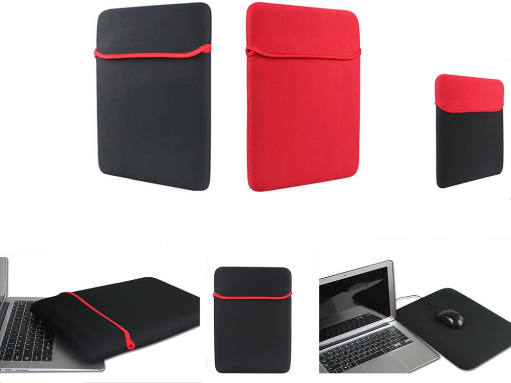 Laptop Notebook Tablet Carrying Waterproof Sleeve Case Bag For Ipad Macbook Laptop Notebook 7