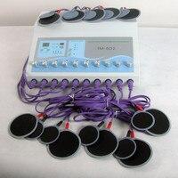 Машина для похудения Электростимуляция ems тональный стимулятор мышц TM 502 для похудения российские волны ems электрический стимулятор мышц