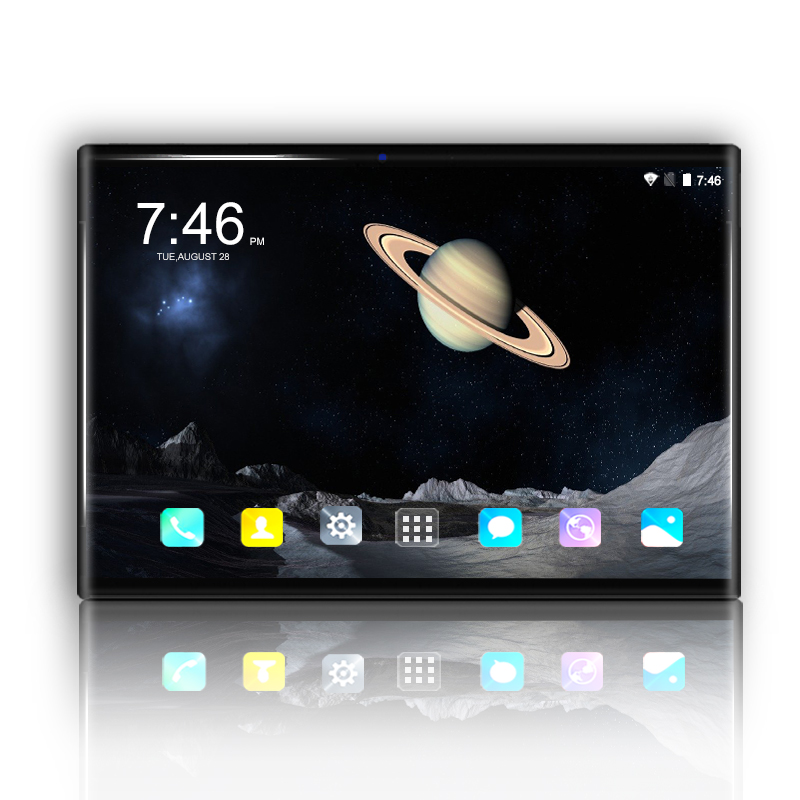 Free Shipping 10.1 Inch Tablets PC Android 8.0 Octa Core 3G 4G FDD LTE Phablet 6GB+64GB 1280*800 Tempered Screen Tablets 10+Gift