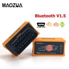 ELM327 OBD2 V1.5 Car-Diagnostic-Tool 2-Scanner Bluetooth AD10 Icar2 Code-Reader Maozua