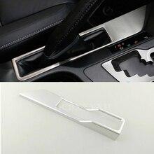 Car Styling ABS Freno de Mano Con Lentejuelas Decoración Interior Accesorios Del Coche Para Toyota RAV 4 2016