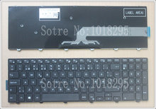 Norway NW laptop Keyboard for Dell Inspiron 15 3000 5000 3541 3542 3543 5542 3550 5545 5547 15-5547 15-5000 15-5545 17-5000(China)
