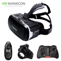 3D Virtual Glasses Shinecon VR 2 0 Google Virtual Reality 3 D VR Headset Oculus Rift