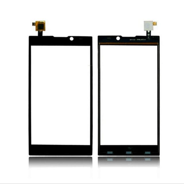 """Tela de Toque Original Para 5 """"Archos 50B Oxigênio Sensor de Vidro Do Painel de Toque Digitador Substituição Preto"""