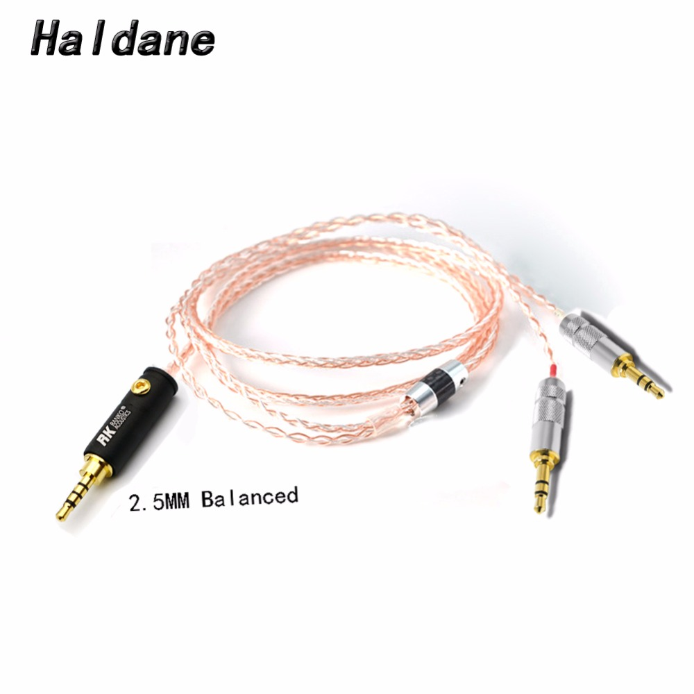 Free Shipping Haldane 2 5 3 5 4 4 6 35mm 4pin XLR Hand Made Hi