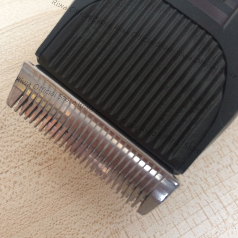 Riwa аккумуляторная мужская машинки для стрижки волос моющийся машина для обрезки волос триммер re-3201
