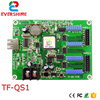 Indoor And Outdoor RGB LED Moving Sign Led Controller TF QS1 For P3 P4 P5 P6