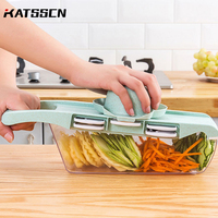 Multi function Fruit&Vegetable Tools Kitchen accessories Shredder Slicer Home Kitchen Carrot Silk Grater Artifact Sets 115