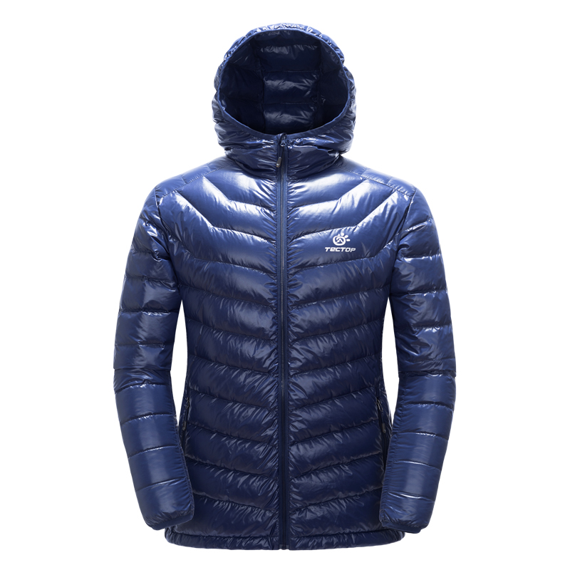 Tactical Slim Fit Winter Ultra Light Down Jacket Winter Sports Jacket Ultralight Outdoormen Camping Coat For Men Hooded Clothing