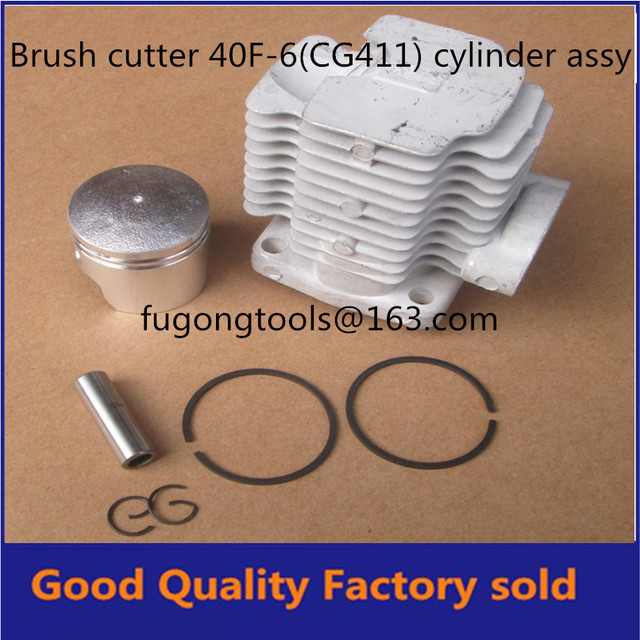 brush cutter cylinder kits and piston