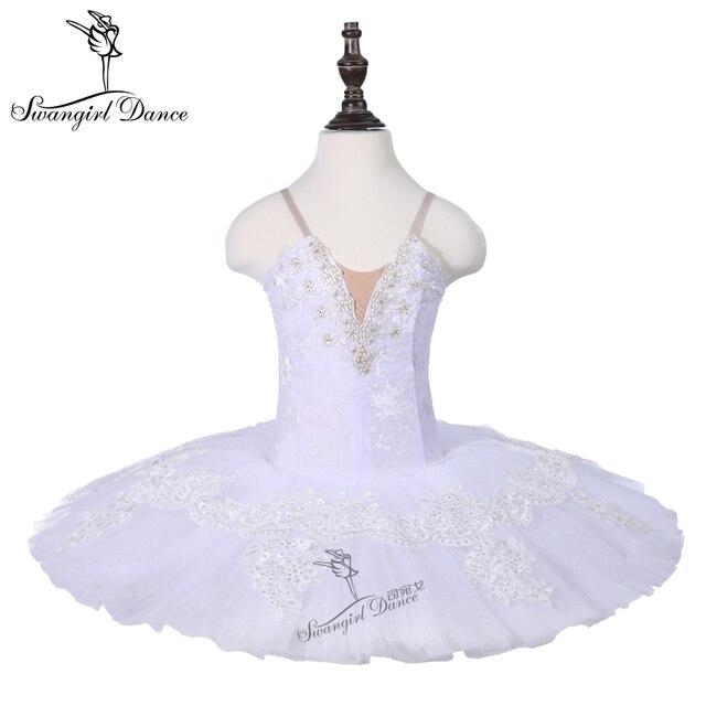 d14acb109e35 girls&child white swan lake dance costume ballet tutu 7 layers ballerina  performance ballet costume dance tutu 18071