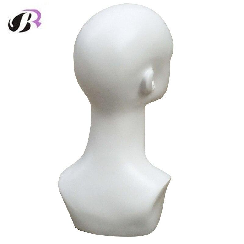 Besplatna dostava Muški gladak maneken glava model perika / šešir - Njega kose i styling - Foto 5