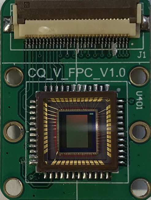 CMOS Camera Global Exposure MT9V034 Module Hfr Small Size Of FPC Interface