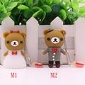 Disco Flash Urso casamento Urso Bonito 8 gb 16 gb 32 gb 64 gb dos desenhos animados Usb Flash Drive de Memória Pen Drive Da Noiva e do noivo vara