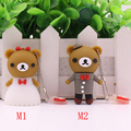 Wedding Bear Flash Disk Cute Bear 8gb 16gb 32gb 64gb Cartoon Usb Flash Drive Bride and groom Pen Drive Memory Stick