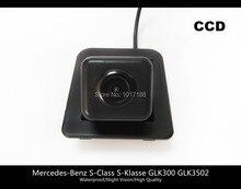 Камера автомобиля! Вид сзади автомобиля Парковка CCD Камера для Mercedes-Benz S-Class S-Klasse GLK300 glk3503